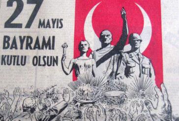 27 MAYIS 1960 DEVRİMİ